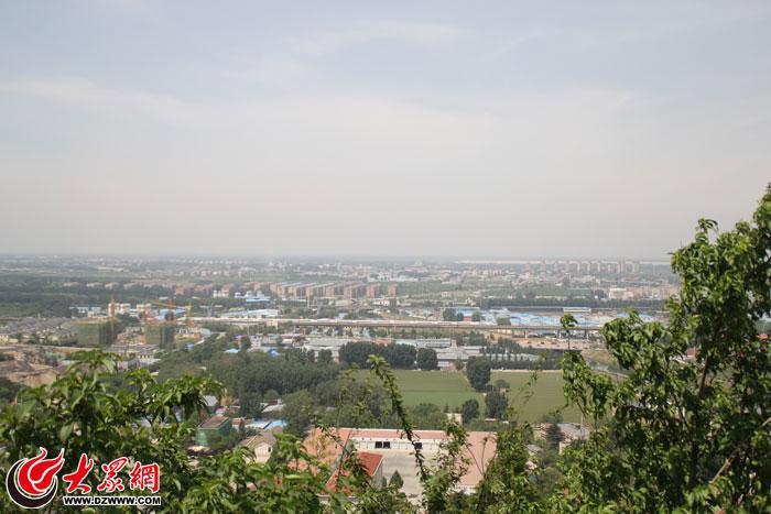 济南腊山河_城·事(112)腊山曾叫猎山,昔日战场今成公园_济南_大众网